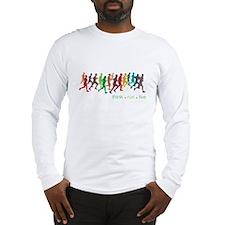 Think.Run.Live Long Sleeve T-Shirt