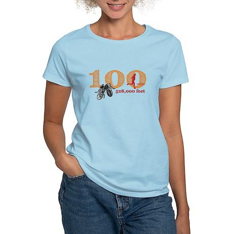 100 Mile Ladies Light T-Shirt