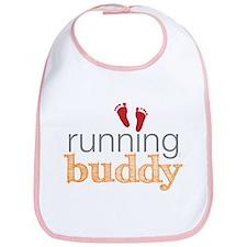 Running Buddy Red Bib