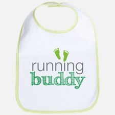 Running Buddy Green Bib