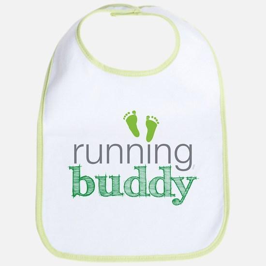 Running Buddy Green Bib