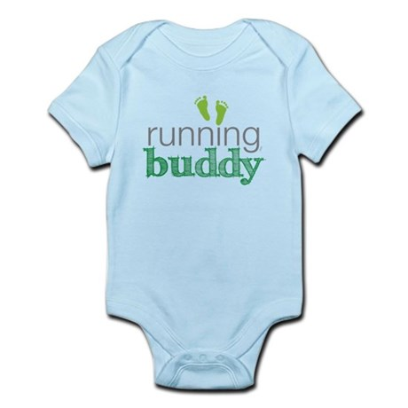 Running Buddy Infant Bodysuit