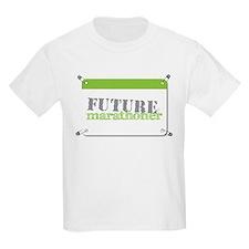 Future Marathoner Lime T-Shirt