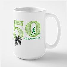 50 Mile Men's Mug
