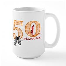 50 Mile Ladies Mug
