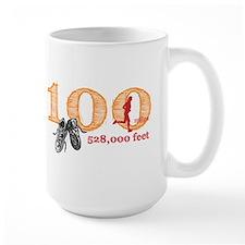 100 Mile Ladies Mug