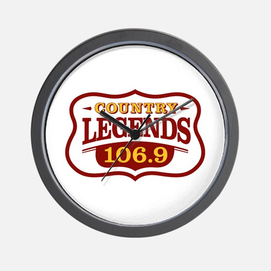 Unique Legends Wall Clock