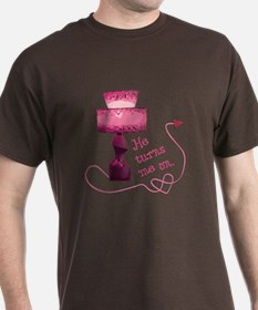 Funny Turn me over T-Shirt