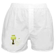 Unique He turns me Boxer Shorts