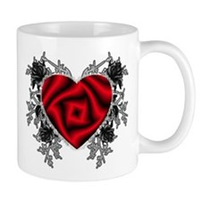 Heart-N-Thorns Mug