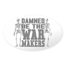 The War Makers Decal