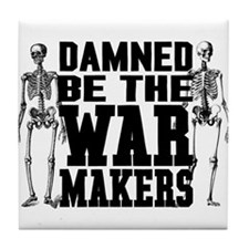 The War Makers Tile Coaster