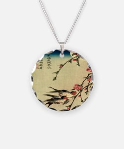 Humming Birds Necklace