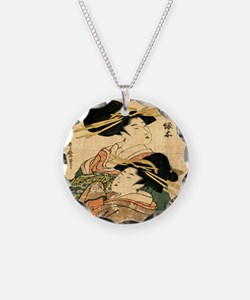 Two Geisha Necklace