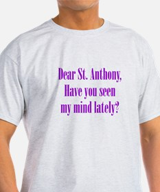 A question for St. Anthony