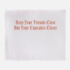 Cute Godfather movie quotes Throw Blanket