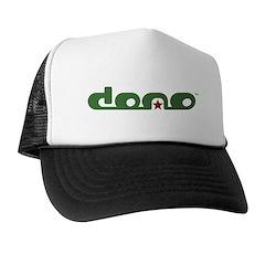 DOMO LOGO Trucker Hat