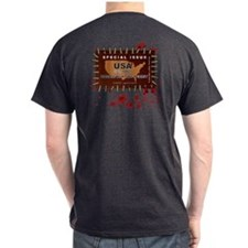 Cute Zombie hunting permit T-Shirt