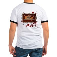 Funny Zombie hunting permit T