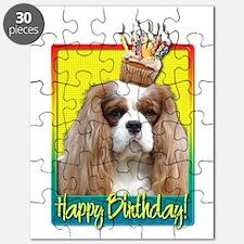 Birthday Cupcake - Cavalier Puzzle
