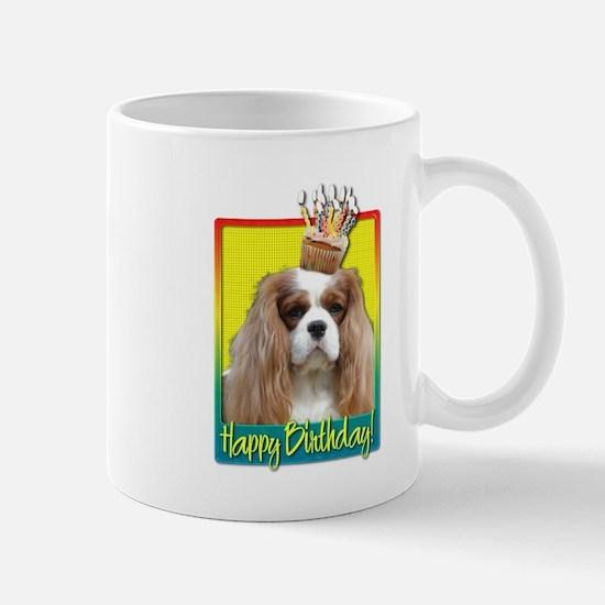 Birthday Cupcake - Cavalier Mug