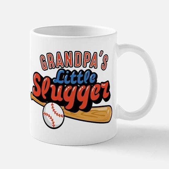 Grandpa's Little Slugger Mug