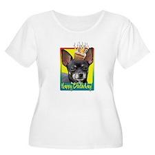 Birthday Cupcake - Chihuahua T-Shirt