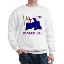 Battle of Bunker Hill Sweatshirt