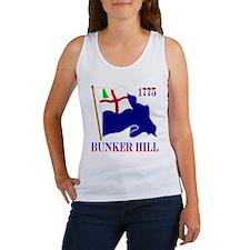 Battle of Bunker Hill Women's Tank Top