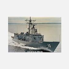 USS DUNCAN Rectangle Magnet