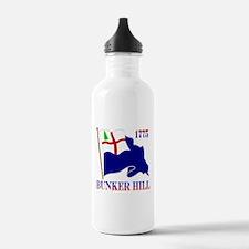 Battle of Bunker Hill Water Bottle