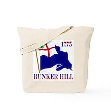 Battle of Bunker Hill Tote Bag