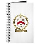 POCHE Family Crest Journal