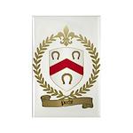 POCHE Family Crest Rectangle Magnet (100 pack)
