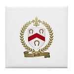 POCHE Family Crest Tile Coaster