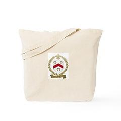 POCHE Family Crest Tote Bag