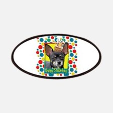Birthday Cupcake - Chihuahua Patches