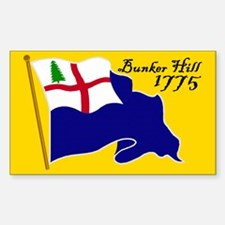 Battle of Bunker Hill Decal