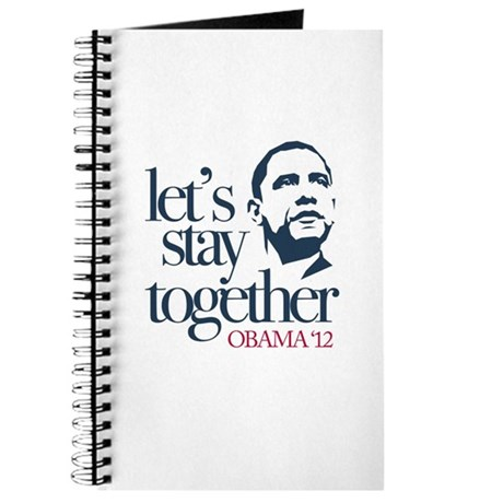 """""""Let's Stay Together"""" Journal"""