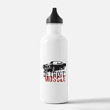 Detroit Muscle Water Bottle