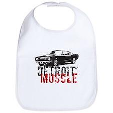 Detroit Muscle Bib