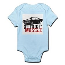 Detroit Muscle Infant Bodysuit