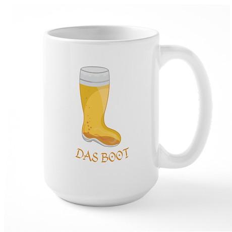 Das Boot Large Mug