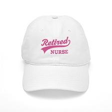 Retired Nurse Gift Baseball Cap