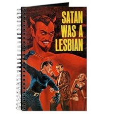 SATAN WAS A LESBIAN Journal
