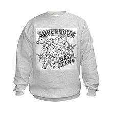 Supernova Space Tours Sweatshirt