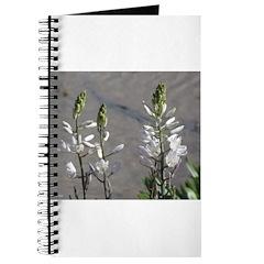 Giant Camas Flower Journal