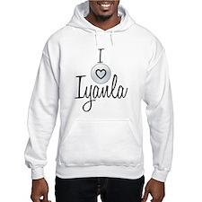 I Love Iyanla Hoodie