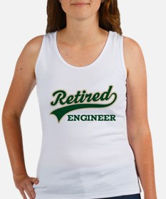 Retired Engineer Gift Women's Tank Top