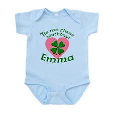 Emma Personalized Infant Bodysuit